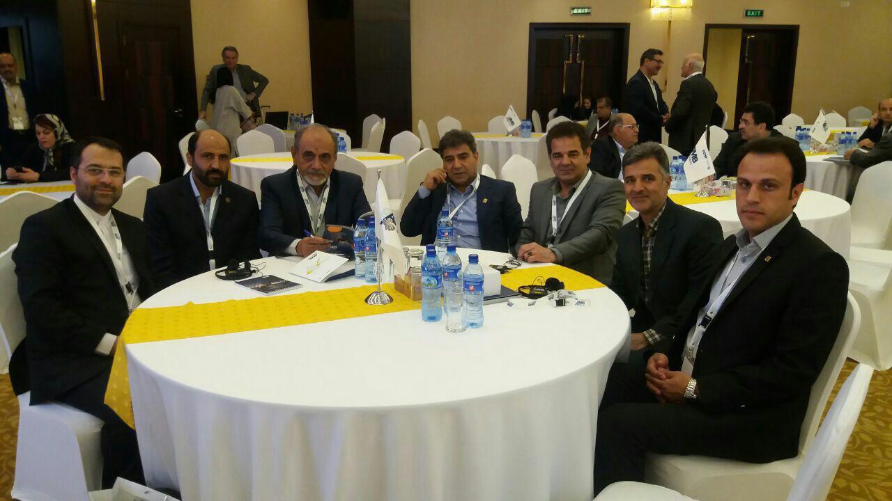 حضور هیئت مدیره اتحادیه در دومین نمایشگاه بین المللی ماشین ابزار و تجهیزات فلزکاری